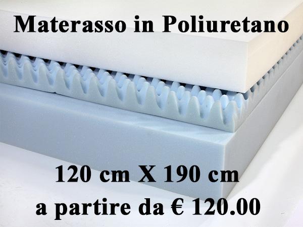 Materasso Lattice O Poliuretano.Monichesi Claudio Materassi Memory Foam Lattice Molle Roma