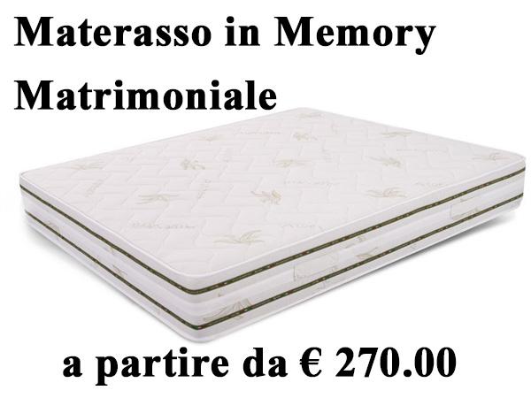 Materassi In Memory Foam Roma.Monichesi Claudio Materassi Memory Foam Lattice Molle Roma